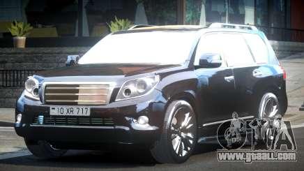 Toyota Land Cruiser Prado ES for GTA 4