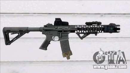LVOA-C Assault Carbine for GTA San Andreas