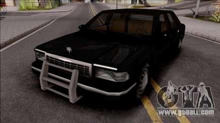 Premier FBI for GTA San Andreas