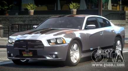 Dodge Charger Unmarked V1.0 for GTA 4
