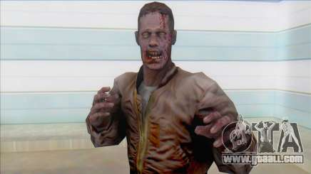 Zombies From RE Outbreak And Chronicles V25 for GTA San Andreas