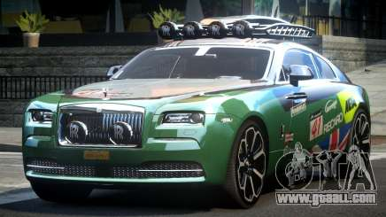 Rolls-Royce Wraith PSI L7 for GTA 4