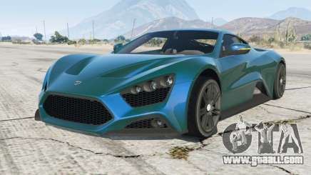 Zenvo ST1 2009 for GTA 5