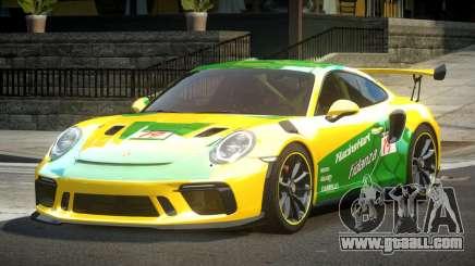 2018 Porsche 911 GT3 L5 for GTA 4