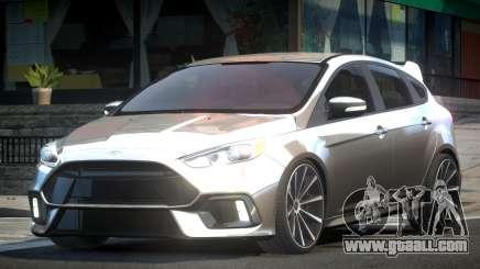 Ford Focus RS Drift for GTA 4