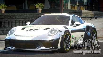 2018 Porsche 911 GT3 L9 for GTA 4