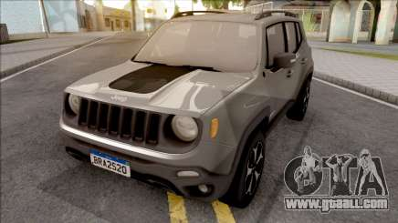 Jeep Renegade Trailhawk 2020 for GTA San Andreas