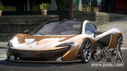 McLaren P1 ES for GTA 4