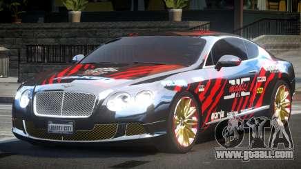 Bentley Continental GT Drift L5 for GTA 4