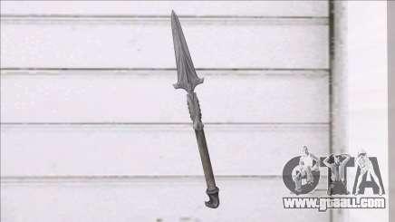 Assassins Creed Odyssey Leonidas Broken Spear for GTA San Andreas