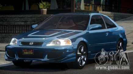 Honda Civic GS for GTA 4