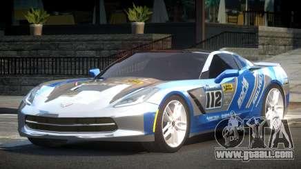 Chevrolet Corvette Z51 GT L1 for GTA 4
