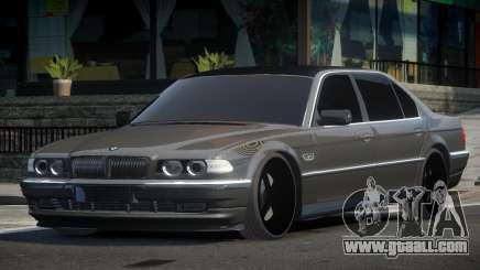 1999 BMW 760Li E38 Drift PJ1 for GTA 4