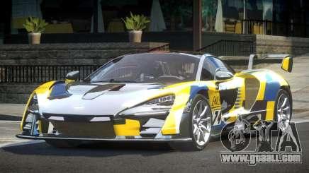McLaren Senna R-Tuned L9 for GTA 4