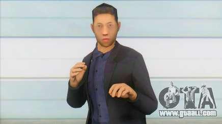 Nuevo Civil GTA SA Version from GTA V Online for GTA San Andreas