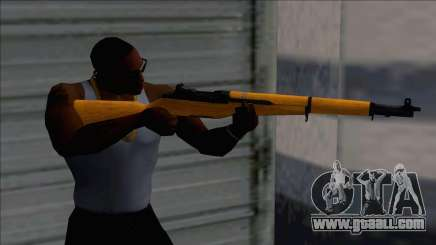 Rising Storm 1 M1 Garand for GTA San Andreas