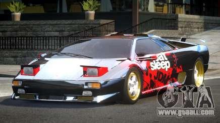 Lamborghini Diablo GS L10 for GTA 4