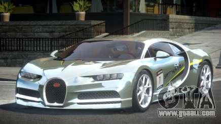 Bugatti Chiron GS L3 for GTA 4