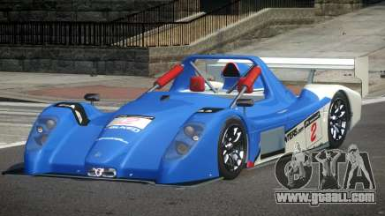 Radical SR3 Racing PJ8 for GTA 4