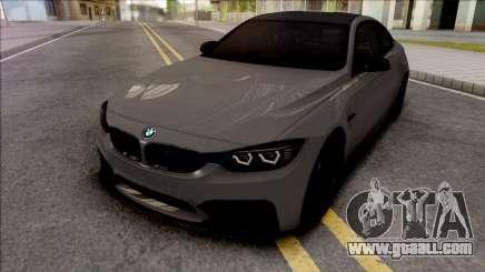 BMW M4 Custom for GTA San Andreas