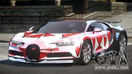 Bugatti Chiron ES L4 for GTA 4