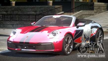 Porsche 911 (992) GST L9 for GTA 4