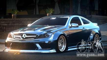Mercedes Benz C63 GS L-Tuning for GTA 4