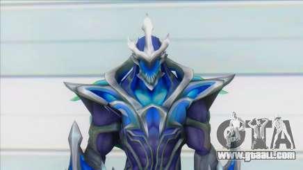 Galaxy Slayer Zed Sapphire for GTA San Andreas
