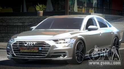 Audi A8 ES for GTA 4
