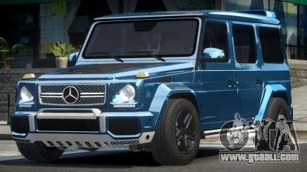 Mercedes-Benz G65 E-Style for GTA 4