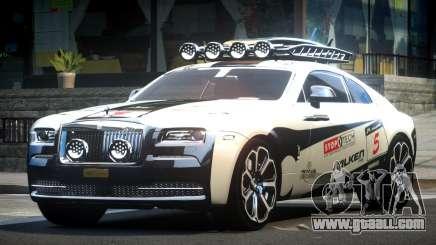 Rolls-Royce Wraith PSI L3 for GTA 4
