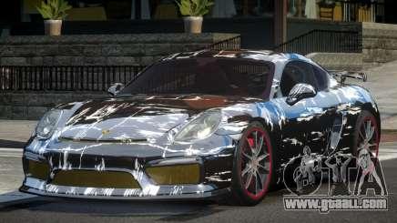 Porsche Cayman GT4 Drift L8 for GTA 4