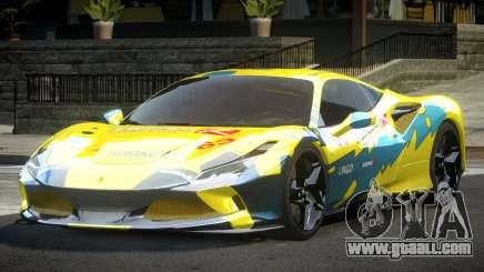 Ferrari F8 Tributo BS L10 for GTA 4