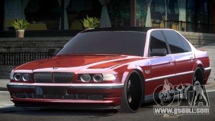 1999 BMW 760Li E38 Drift for GTA 4