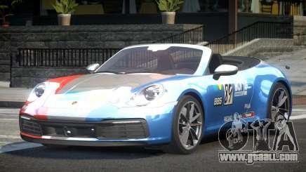 Porsche 911 (992) GST L7 for GTA 4