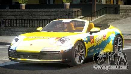 Porsche 911 (992) GST L2 for GTA 4
