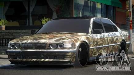 1999 BMW 760Li E38 Drift PJ3 for GTA 4
