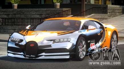 Bugatti Chiron ES L3 for GTA 4