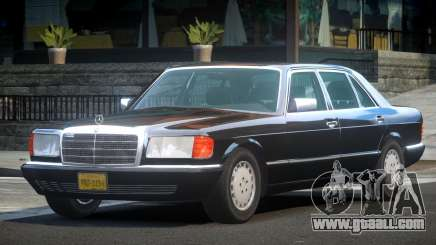 1993 Mercedes-Benz W126 for GTA 4
