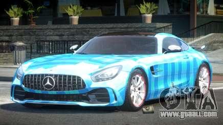 Mercedes-Benz AMG GT L4 for GTA 4