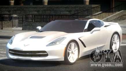 Chevrolet Corvette Z51 GT for GTA 4
