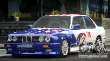 BMW M3 E30 GST Drift L2 for GTA 4