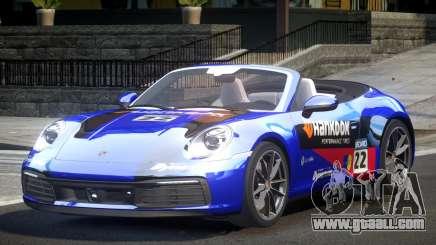 Porsche 911 (992) GST L5 for GTA 4