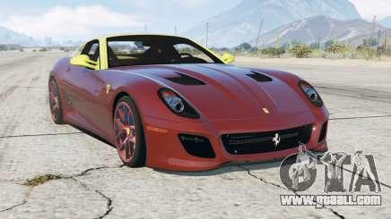 Ferrari 599 GTO Զ010 for GTA 5