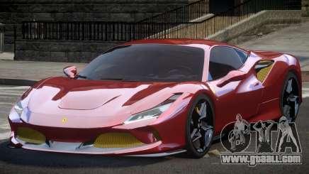 Ferrari F8 Tributo BS for GTA 4