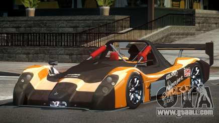 Radical SR3 Racing PJ10 for GTA 4