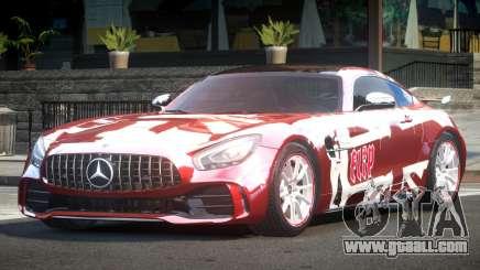 Mercedes-Benz AMG GT L9 for GTA 4