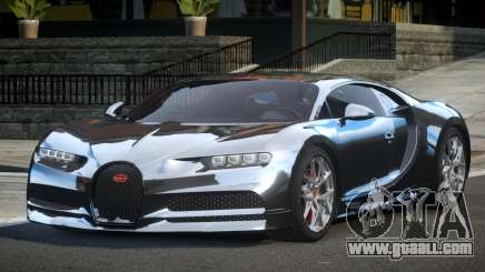 Bugatti Chiron ES for GTA 4