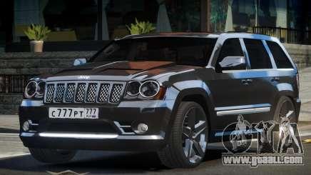 Jeep Grand Cherokee GS for GTA 4