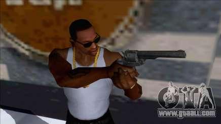 Resident Evil 4 broken butterfly for GTA San Andreas